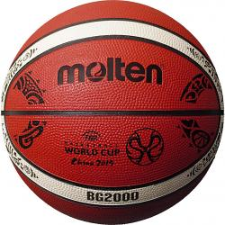 Molten FIBA 2019 World Cup Replica Rubber Basketball