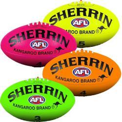 Sherrin Kangaroo Brand Synthetic Football