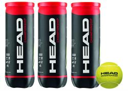 Head 3 Ball Championship 3 cans for $22