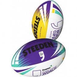 Steeden World 9's Replica Football