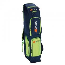 Grays G800 Hockey Stick Bag-Navy/Lime