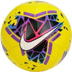 Nike Strike Yellow/Black/Purple Soccer Ball