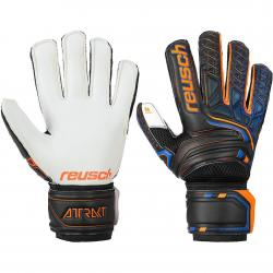 Reusch Attrakt SD Finger Support Junior Goal Keeping Glove