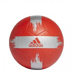 Adidas Epp II Soccer Ball [Size & Colour: 5 & Red/Silver]