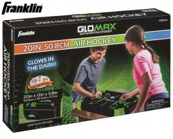 Franklin Glomax 20-Inch Zero Gravity Sports Air Hockey Table