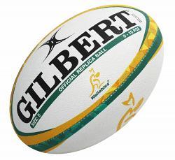 Gilbert Wallabies Replica Rugby Union Ball