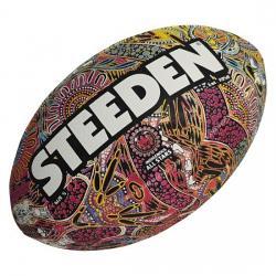 Steeden NRL Indigenous All Stars Supporter Football