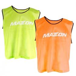 Mazon Training Vests [Colour: Orange] [Size: Junior]