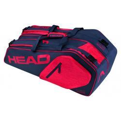 Head Core 6R Combi Navy/Red Tennis Bag