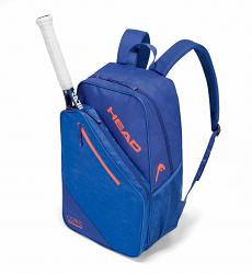 Head Core Backpack Blue/Flame Tennis Bag