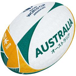 Gilbert Rugby World Cup 2019 AUS Supporter Football