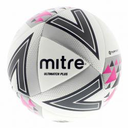 Mitre Ultimatch Plus Soccer Ball