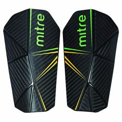 Mitre Aircell Carbon Soccer Shinguards