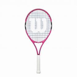 Wilson Burn Pink 25 Junior Tennis Racquet