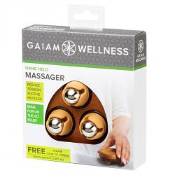Gaiam Wellness Hand Held Massager