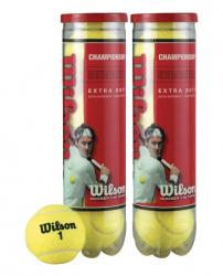 Wilson Championship Extra Duty 4 Ball Twin Pack