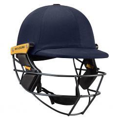 Masuri OS Test Cricket Helmet [Colour: Navy] [Size: Small Mens 55-58cm]