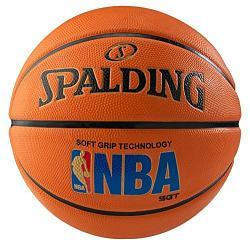 Spalding NBA Logoman Soft Grip Outdoor Basketball
