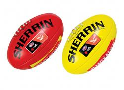 Sherrin Womans Replica Pvc Aussie Rules Ball
