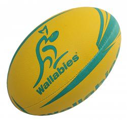 Gilbert Wallabies Supporter Rugby Union Ball
