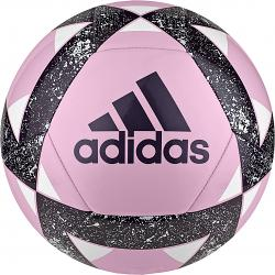 Adidas Starlancer V Soccer Ball Pink/Purple/White