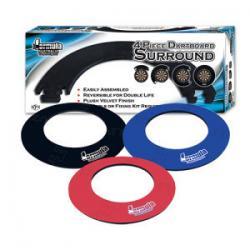 Formula Dartboard Surround Black
