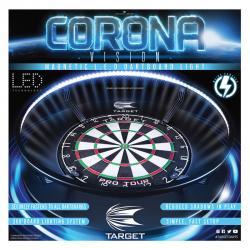 Target Corona Vision LED Dart Board Light