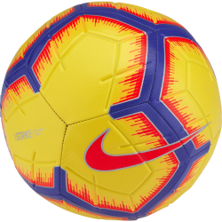 Nike Strike Yellow Soccer Ball