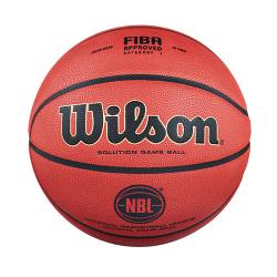Wilson NBL Solution Basketball Size 6