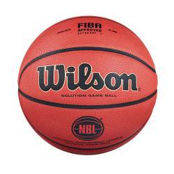 Wilson NBL Solution Basketball Size 6