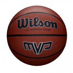 Wilson MVP Tan Basketball