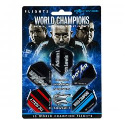 Target World Champ Flight Pack