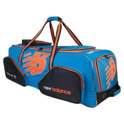 New Balance DC PRO Wheelie Cricket Bag