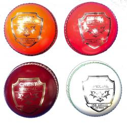 Gray Nicolls Crest Special 2pce 156g [Colour: Red]