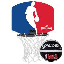 Spalding NBA Mini Backboard Logo Set