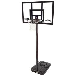 "Spalding NBA Enforcer 42"" Portable Basketball System"