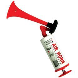WOS Air Horn Hand Held Push Pump