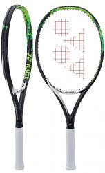 Yonex Ezone 108 Lime Tennis Racquet [Size: Grip  L2 - 4 1/4]