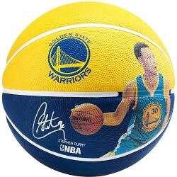 Spalding NBA Player Series Stephen Curry Basketball