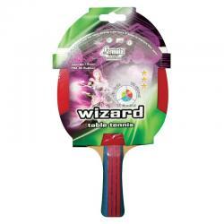Formula Wizard 3 Star Table Tennis Bat