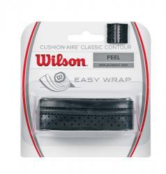 Wilson Cushion Aire Contour Black Tennis Grip