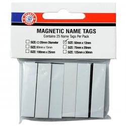 Replacement Magnetic Name Tags
