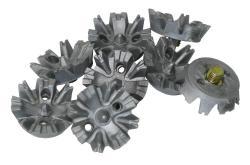 Gray Nicolls 23 Testflex Spikes with Spanner