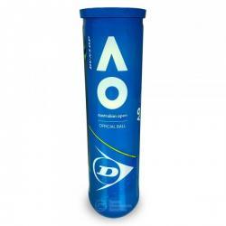 Dunlop Australian Open Tennis 4 Ball Can