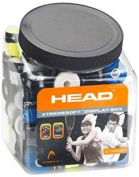 Head Extreme Soft Overgrip Display Jar (60 Pieces)