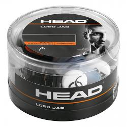 Head Logo Jar 70 pieces