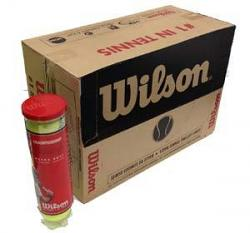 Wilson Championship Extra Duty 4 Ball Carton (18 Cans)