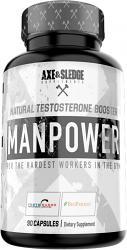 Axe and Sledge Man Power