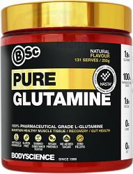 Body Science BSc Pure Glutamine Powder