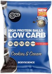 Body Science BSc Lo Carb Protein Balls